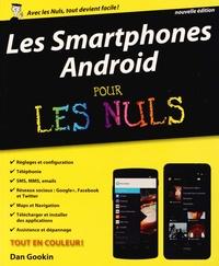 Rechercher et télécharger des livres par isbn Les smartphones Android pour les nuls par Dan Gookin