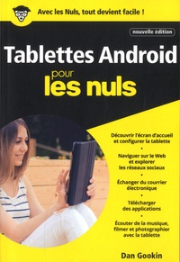 Dan Gookin - Les Tablettes Android pour les nuls.