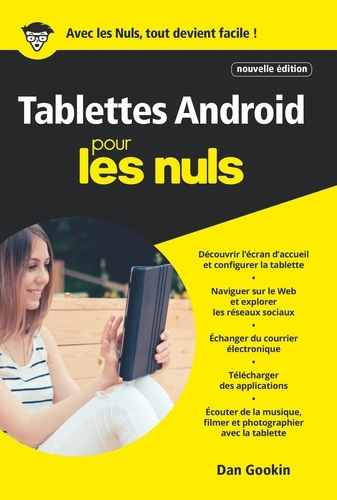 Les Tablettes Android pour les nuls - Format ePub - 9782412061022 - 6,99 €