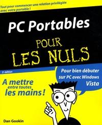 Dan Gookin - PC Portables pour les Nuls.