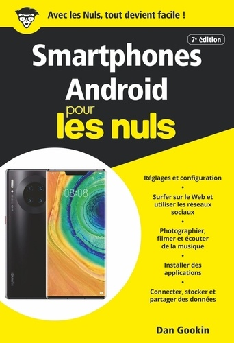 Smartphones Android poche pour les nuls 7e édition
