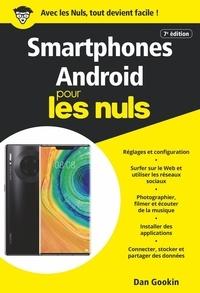 Dan Gookin - Smartphones Android pour les Nuls, poche, 7e éd..