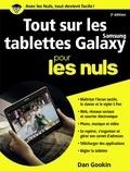 Dan Gookin - Tout sur les tablettes Samsung Galaxy pour les nuls.
