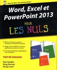 Word, Excel et PowerPoint 2013 pour les nuls - Dan Gookin | Showmesound.org