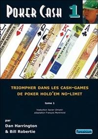 Openwetlab.it Poker Cash - Tome 1 : triompher dans les cash games de poker Hold'Em no-limit Image