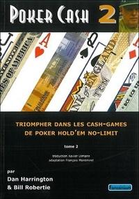 Accentsonline.fr Poker Cash - Tome 2 : Triompher dans les cash-games de poker hold'em no limit Image