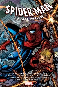 Dan Jurgens et Tom DeFalco - Spider-Man - La saga du clone Tome 3 : Avec les jaquettes des tomes 1 et 2 offertes.