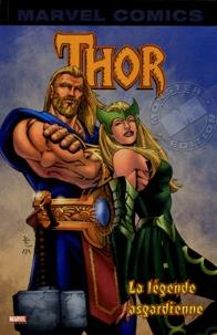 Dan Jurgens et Joe Bennett - Thor Tome 1 : La légende asgardienne.