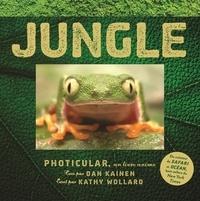 Dan Kainen et Kathy Wollard - Jungle - Photicular, un livre animé.