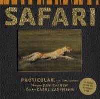 Safari- Photicular, un livre animé - Dan Kainen |