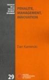 Dan Kaminski - Pénalité, management, innovation.
