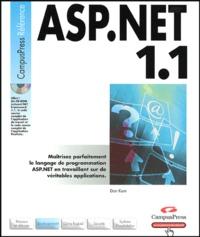 Dan Kent - ASP.NET 1.1. 1 Cédérom