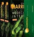 Dan L Longo et Anthony S Fauci - Harrison - Principes de médecine interne en 2 volumes.