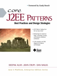 Era-circus.be Core J2EE Patterns. Best Practices and Design Strategies Image