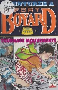 Dan Mitrecey - Aventures à Fort-Boyard (5): Tournage mouvementé.