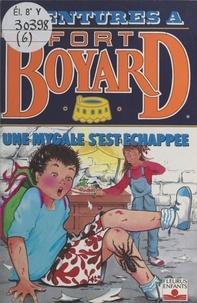 Dan Mitrecey - Aventures à Fort-Boyard (6): Une mygale s'est échappée.