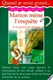 Dan Mitrecey - Marion mène l'enquête ou La passion des chevaux.
