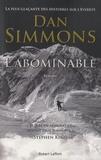 Dan Simmons - L'abominable.