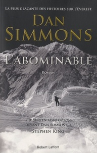 Dan Simmons - L'abominable.