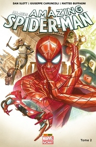 Dan Slott et Giuseppe Camuncoli - All-New Amazing Spider-Man (2015) T02 - Le royaume de l'ombre.