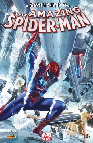 All-New Amazing Spider-Man (2015) T04 - 9782809475500 - 10,99 €