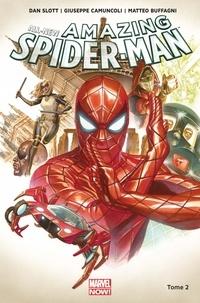 Dan Slott et Giuseppe Camuncoli - All-New Amazing Spider-Man Tome 2 : Le royaume de l'ombre.
