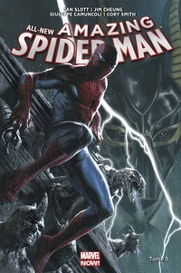 Dan Slott et Jim Cheung - All-New Amazing Spider-Man Tome 5 : La conspiration des clones.