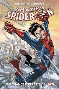 Dan Slott et Giuseppe Camuncoli - Amazing Spider-Man Tome 1 : Une chance d'être en vie.