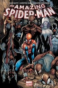 Dan Slott et Christos Gage - The Amazing Spider-Man Tome 2 : Prélude à Spider-verse.