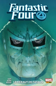 Dan Slott - Fantastic Four (2018) T03 - Le héraut de Fatalis.
