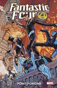 Dan Slott - Fantastic Four (2018) T05 - Point d'origine.