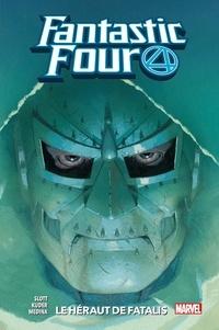Dan Slott et Aaron Kuder - Fantastic Four Tome 3 : Le héraut de Fatalis.