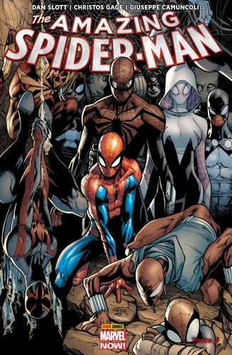 The Amazing Spider-Man (2014) T02 - 9782809464986 - 9,99 €