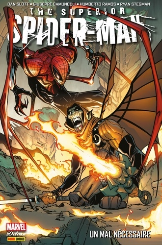 The Superior Spider-Man (2013) Deluxe T02 - 9782809474251 - 19,99 €