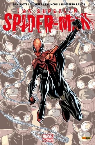 The Superior Spider-Man (2013) T03 - 9782809461961 - 9,99 €