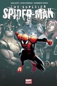 Dan Slott et Humberto Ramos - The Superior Spider-Man Tome 2 : La force de l'esprit.