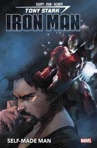 Dan Slott et Jim Zub - Tony Stark: Iron Man (2018) T01 - Self-Made Man.