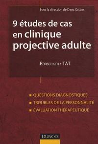 Histoiresdenlire.be 9 études de cas en clinique projective adulte - Rorschach et TAT Image