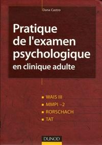 Alixetmika.fr Pratique de l'examen psychologique en clinique adulte - Wais III, MMPI-2, Rorschach, Tat Image