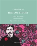Dane McDowell - L'herbier de Marcel Proust.