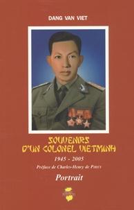 Dang Van viet - Souvenirs d'un colonel vietminh - Portrait.