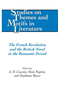Dani Napton et Stéphanie Russo - The French Revolution and the British Novel in the Romantic Period.