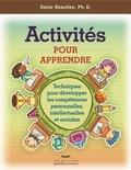 Danie Beaulieu - Activités pour apprendre - pour les élèves du primaire.
