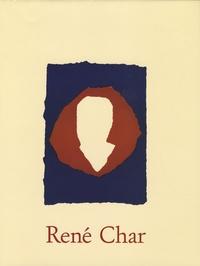 Daniel Abadie et Yannick Pompidou - René Char - Paysages premiers.