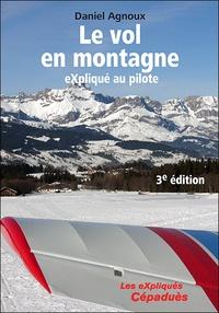 Corridashivernales.be Le vol en montagne expliqué au pilote Image
