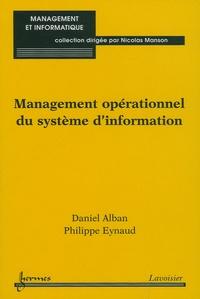 Management opérationnel du système d'information - Daniel Alban |