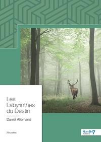 Téléchargements de livres Google Les labyrinthes du destin in French 9782368329115 par Daniel Allemand