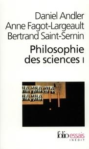Ucareoutplacement.be Philosophie des sciences. Tome 1 Image