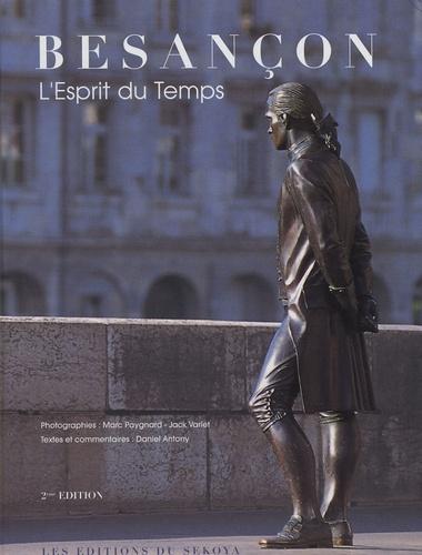 Daniel Antony et Marc Paygnard - Besançon - L'Esprit du temps.