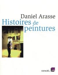 Livres audio gratuits à télécharger pour ipod Histoires de peintures en francais par Daniel Arasse 9782207112076 iBook FB2